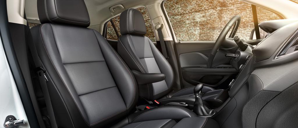 Dimensioni degli interni di Opel Mokka