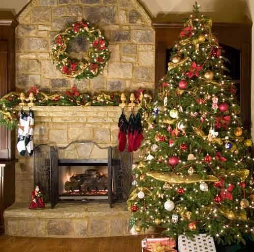 20%2BDIY%2BModern%2BChristmas%2BTree%2BDecorations%2Bfor%2BInspiring%2BWinter%2BHolidays%2B%25286%2529 20 DIY Trendy Christmas Tree Decorations for Inspiring Iciness Vacations Interior