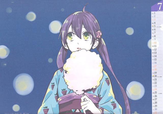 Julio: Short Cake Cake de Suu Morishita