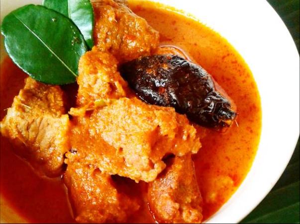 Asam Padeh Daging Lezat Khas Minangkabau