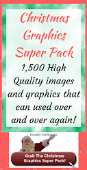 Christmas Graphics Set-1500 Royalty Free Images