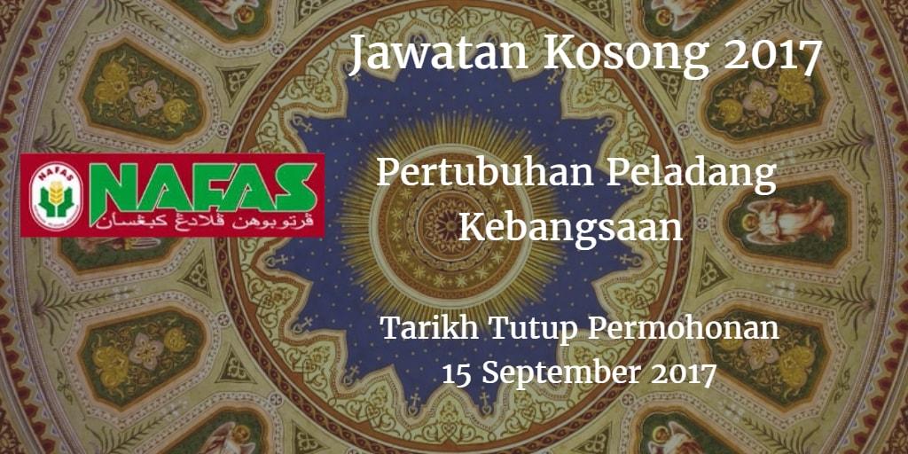 Jawatan Kosong Nafas 15 September 2017