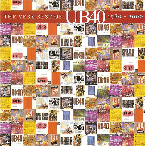 Sucessos De Sempre Ub40 The Very Best Of Ub40 1980 2000