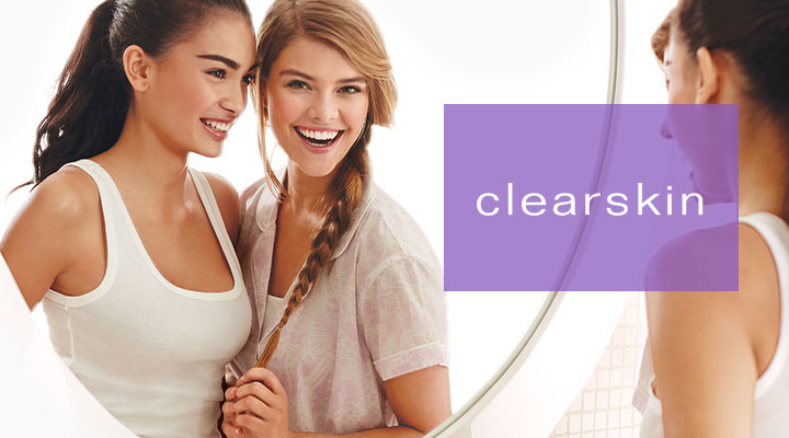 Shop Avon Clearskin Sales Campaign 13 2017