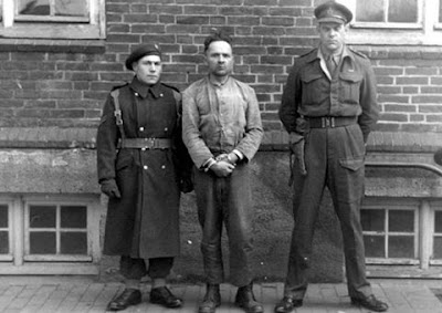 11 March 1946 - British troops captured Rudolf Höss, SS-Obersturmbannführer and commandant of the Auschwitz concentration and extermination camp.