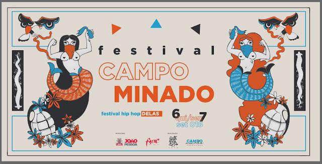 João Pessoa (PB) sedia o primeiro festival de Hip Hop feminino, confira!