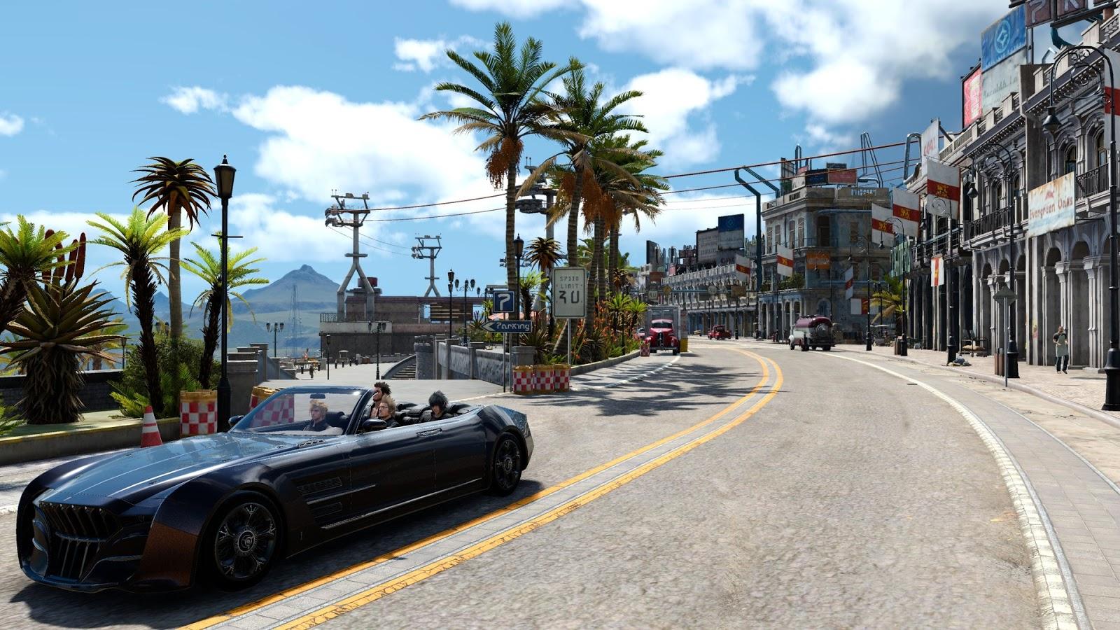 Final Fantasy XV Windows Edition PC ESPAÑOL (CPY) 4