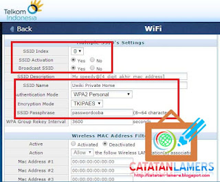 Konfigurasi VLAN Untuk Multi SSID pada Modem Telkom Indihome Zyxel P-660HN-T1 v2