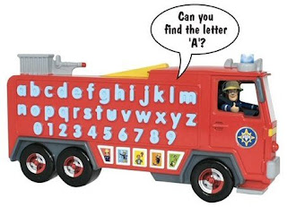 Fireman Sam Alphabet Rescue, Review