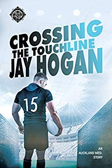 Crossing The Touchline by Jay Hogan