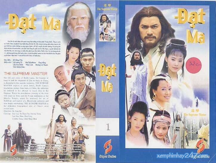 http://xemphimhay247.com - Xem phim hay 247 - Thiếu Lâm Sư Tôn Đạt Ma (1986) - Dharma Founder Of Shaolin (1986)