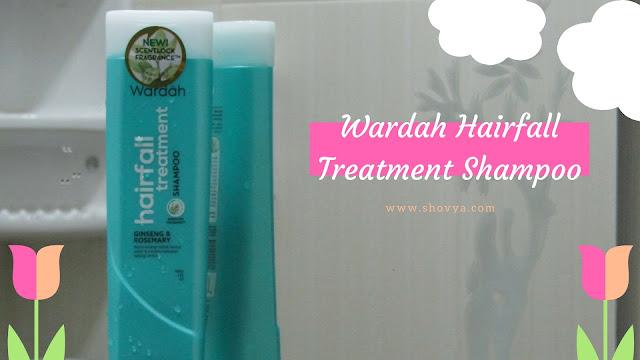 Seberapa Bagus Wardah Hairfall Treatment Shampoo Mengatasi Rambut Rontok