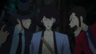 Lupin III: Part V – Episódio 11