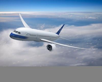 Penyebab pesawat tidak tersambar petir