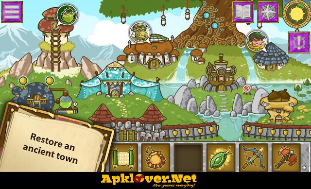 Griblers: offline RPG APK MOD Full Premium