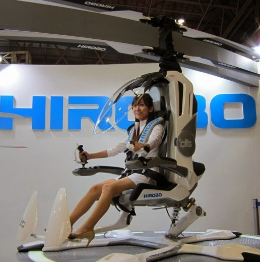 Hirobo HX-1 Helicopter Technologyi Electric