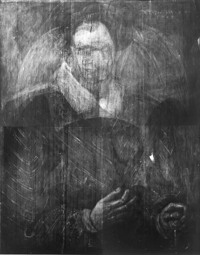 Призрачный портрет Марии Стюарт 5