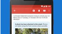 App per beccare chi prova a sbloccare il telefono (Android)