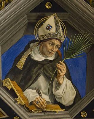 São Alberto Magno, Santa Maria dell'Anima, Roma