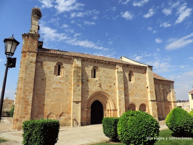 Iglesia de San isidoro, Zamora, Castilla y Leon