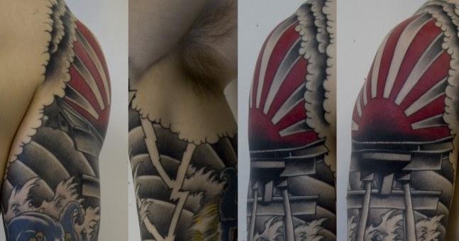 Monki Do Tattoo Studio Japanese Sleeve
