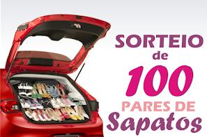 48b9bc9db click · Promoção Constance - 100 Pares de Sapatos