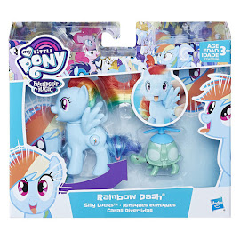 MLP Silly Looks Rainbow Dash Brushable Pony
