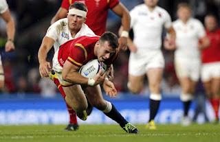 Gales e Inglaterra se preparan para un duelo picante en Cardiff