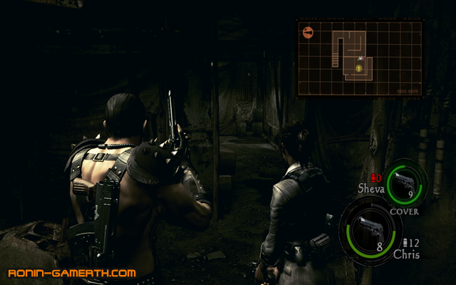 Resident Evil 5 โหลด