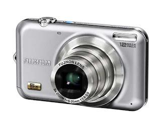 FujiFilm Finepix JX200 camera