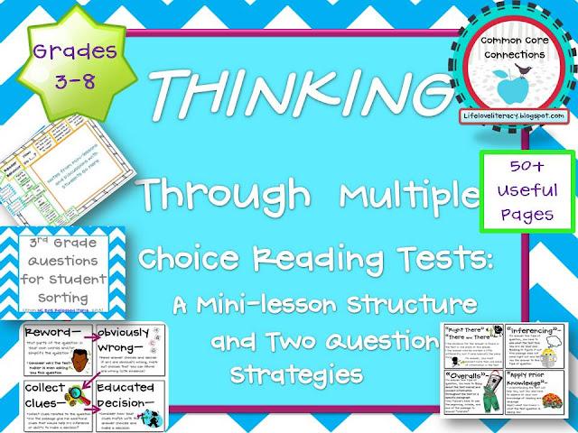 image relating to Printable 3rd Grade Eog Reading Practice Test identify Everyday living, Appreciate, Literacy: Becoming Prepared for Studying Exams!