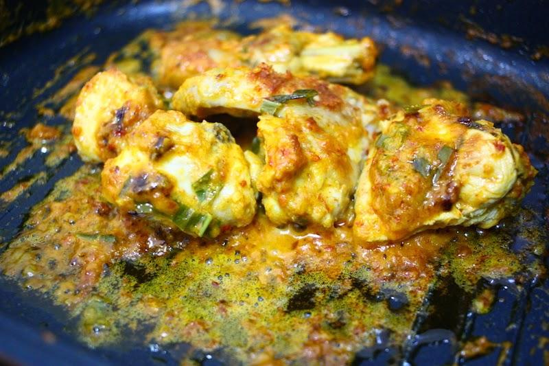 resepi ayam percik mudah