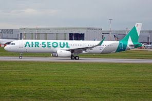 First new A321 for Air Seoul
