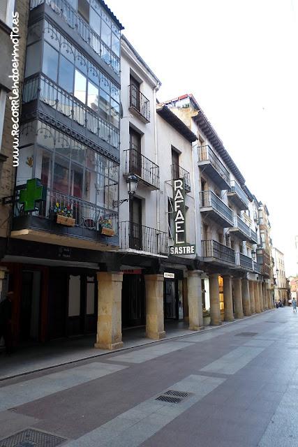 Calle Collado, Soria