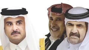 نظام الحمدين القطري يعمل على دعم ومساندة المليشيات الحوثية ويعمد الى تفكيك جبهة الشرعية في الجنوب .