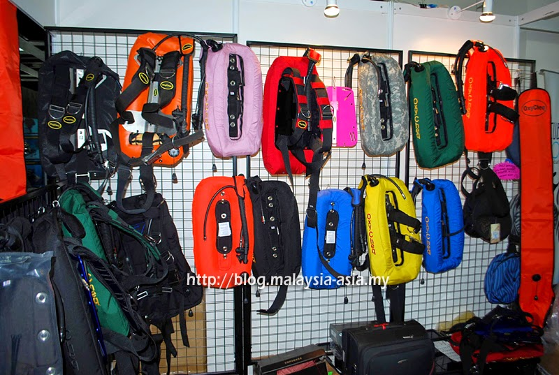 Oxycheq BCD's from Scubaholics Anonymous
