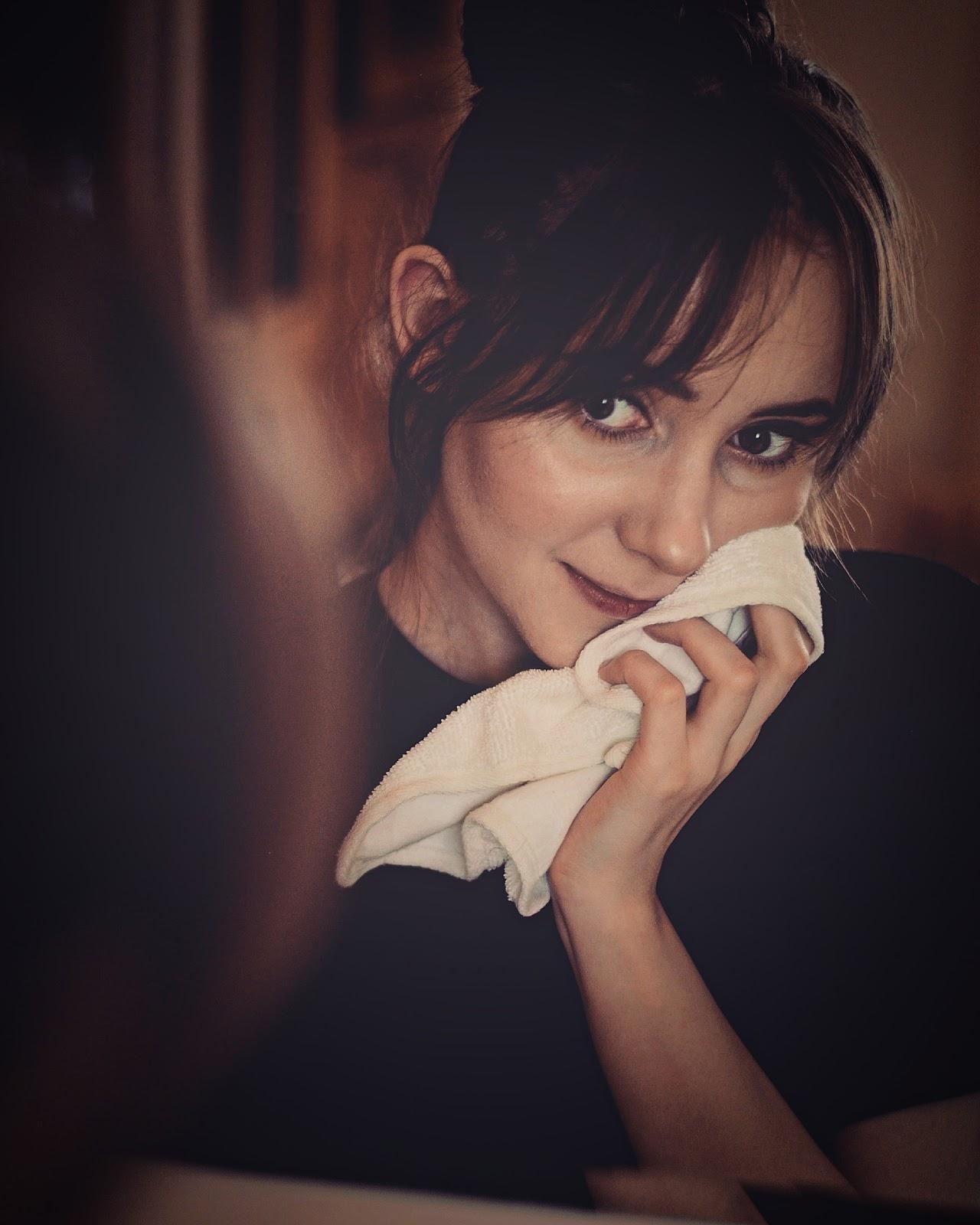 szmatki do oczyszczania skóry ręcznik do twarzy rękawica glov efekty pryszcze jak pozbyć się trądziku rozszerzone pory
