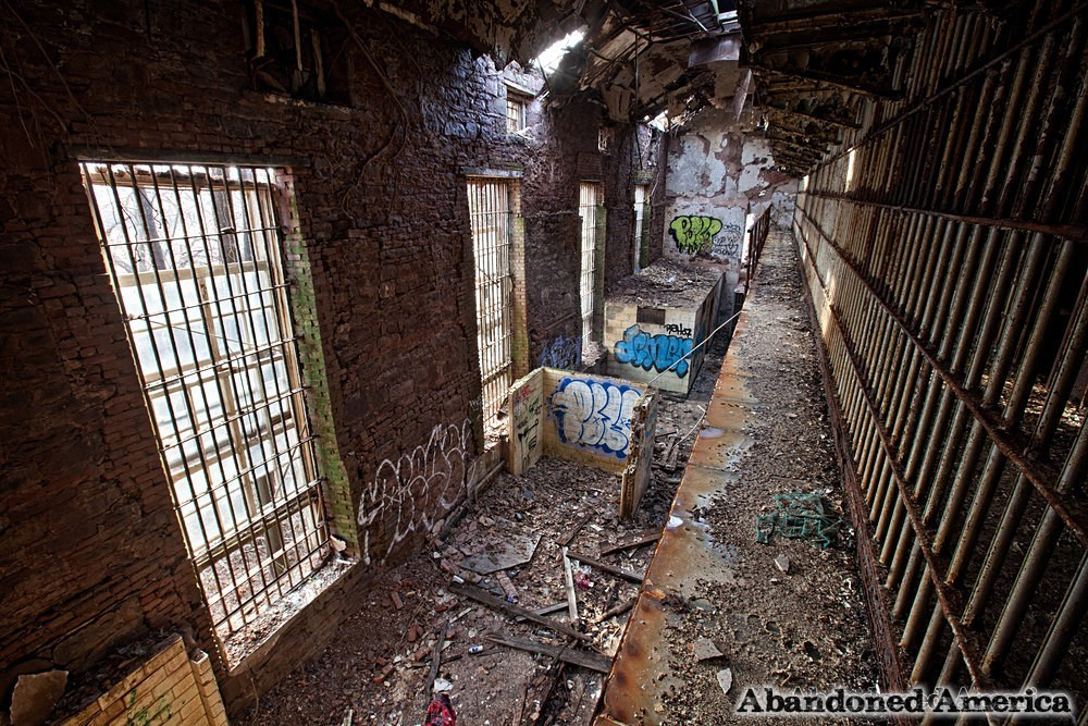 Abandoned America The Old Essex County Prison The
