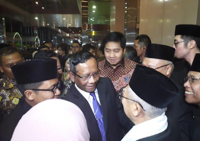 Mahfud MD Ngaku Sudah Punya Jagoan di Pilpres, Jokowi atau Prabowo?