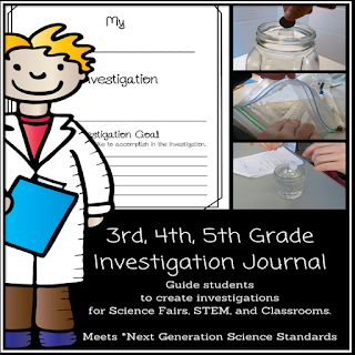 https://www.teacherspayteachers.com/Product/Investigation-Journal-for-3rd-4th-5th-Grade-Create-Your-Own-Experiments--2797592?aref=blfszu6i
