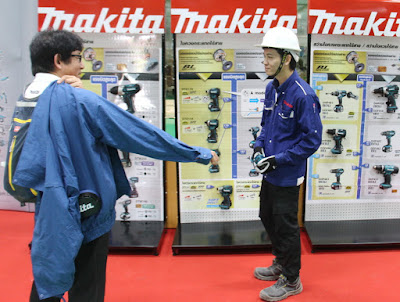 Makita Thailand Tools Home Building Jacket