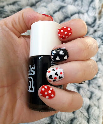 Super Cute Disney Inspired Nail Art
