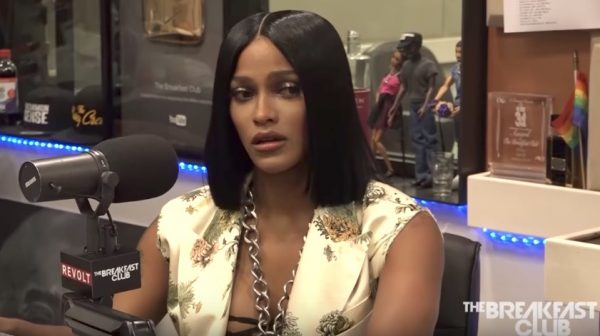 Joseline Hernandez cries on 'The Breakfast Club' while explaining why she left 'Love & Hip Hop Atlanta'