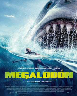 The Meg 2018 Custom HD Sub V5