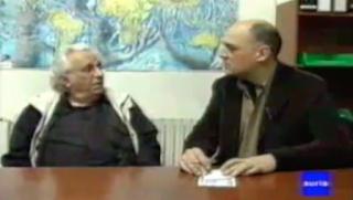 El padre Jesús Silva entrevistado por Armando Ojea en Auria TV
