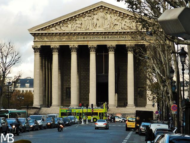 chiesa madeleine parigi