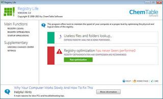 Registry Life 3.34
