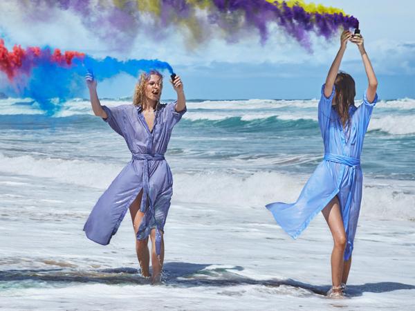 vestidos primavera verano 2016 Zara Campaña