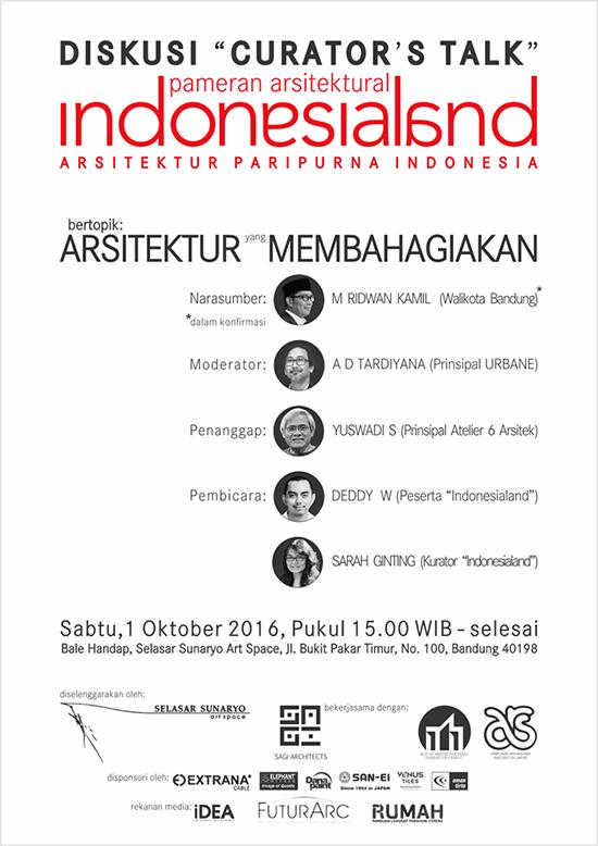 Pameran Arsitektural Indonesialand