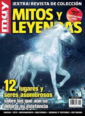 Mitos y Leyendas 3 - Revista Muy Interesante